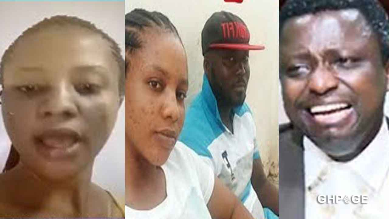 Please forgive me-Lady who accused Opambour of sleeping with her begs for mercy