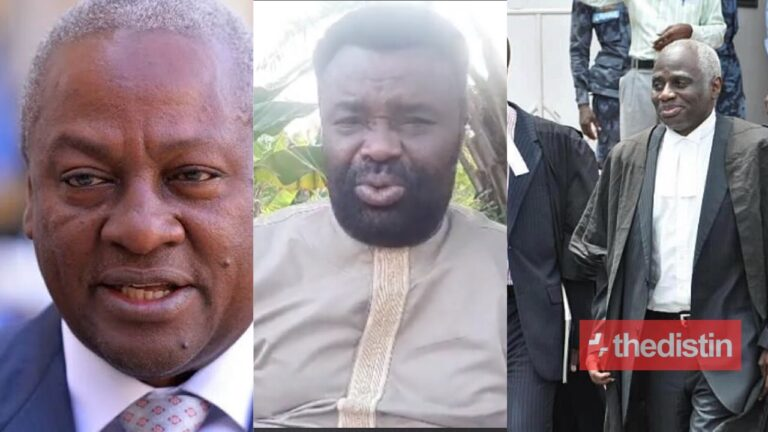 Stop The NDC From Going To Court, I See Trouble Coming – Prophet Joshua Adjei