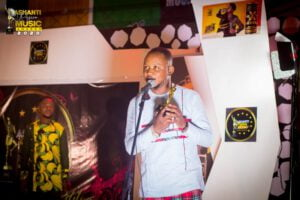 Todays Media's Grandmaster Murphy  Sets another Record At Maiden Ashanti Region Music Awards