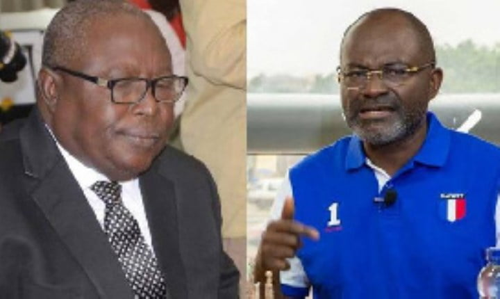 I'll strip you naked after Akufo-Addo's inauguration – Ken Agyapong starts new Amidu 'beef'