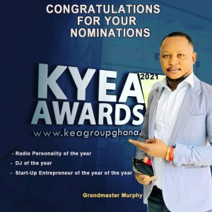 KEA Young Entrepreneur Awards 2021!! Grandmaster Murphy Grabs 3 Nominations