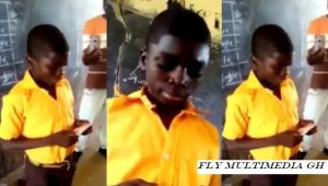 WATCH VIDEO: I will not promise and fail like Akufo-Addo – Young aspiring School Prefect jabs