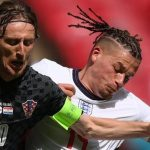 England 1-0 Croatia: 'Yorkshire Pirlo' Kalvin Phillips gives standout performance