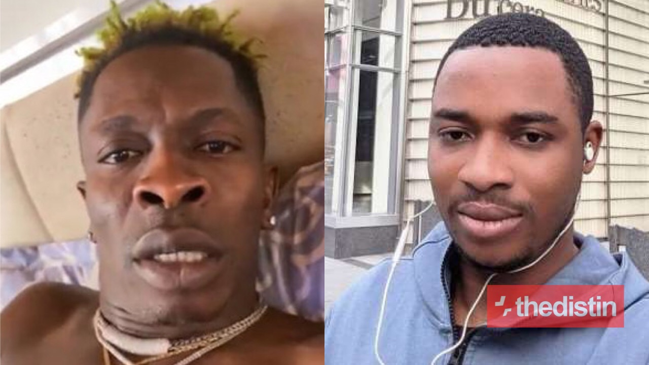 'Your Mother' – Shatta Wale Heavily Blasts Twene Jonas After He Warned Him To 'Stop Fooling'