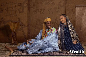 Nigeria president's son marries Kano princess at colourful event