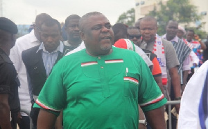 NDC General Secretary to blame for Assin North 'mess' - Anyidoho