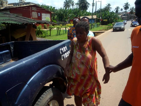 Missing but found woman in Takoradi was not pregnant – Regional Minister
