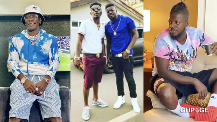 VIDEO : Pope Skinny calls for peace between him and Shatta Wale