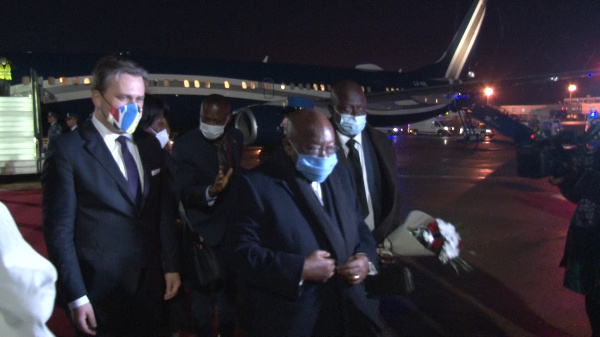 How Akufo-Addo used chartered 'luxury' jet to Serbia for NAM conference