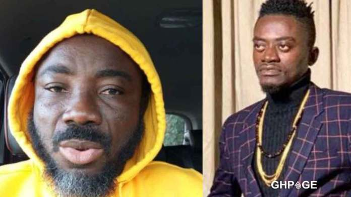 VIDEO: I'll never let you have peace-Big Akwes threatens Lilwin