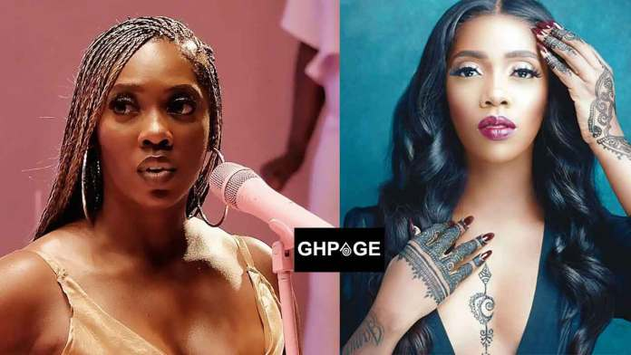 Tiwa Savage being blackmailed over lovemaking video with partner